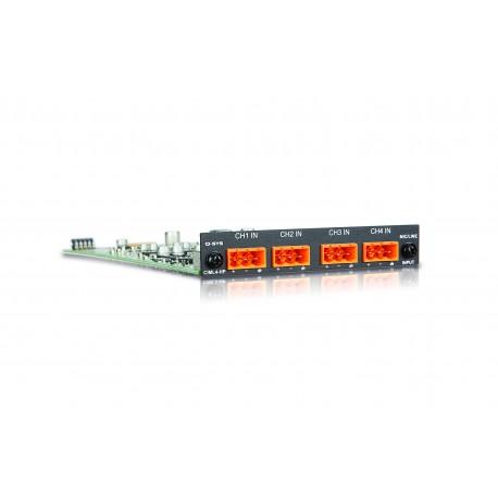 CIML 4-HP   4通道高品质话筒/线路输入卡