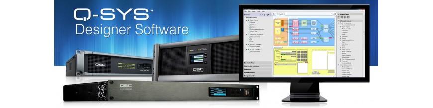 Q-SYS Core核心处理器