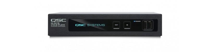 Q-SYS I/O接口设备